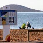La vigilancia de las playas cartageneras costará este año 743.014,27 euros